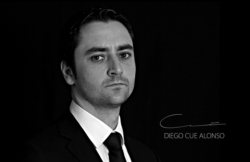 Diego Cué Alonso